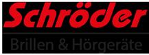 Brillen und Hörgeräte Schröder Logo